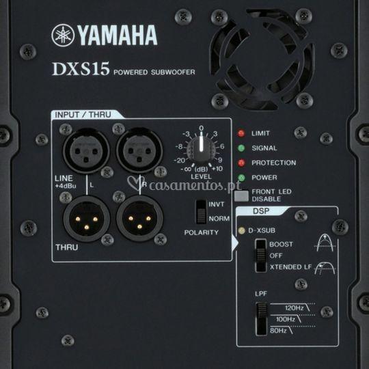 Yamaha dxs15