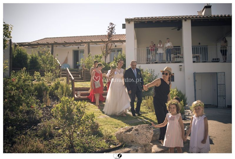 Descida da noiva