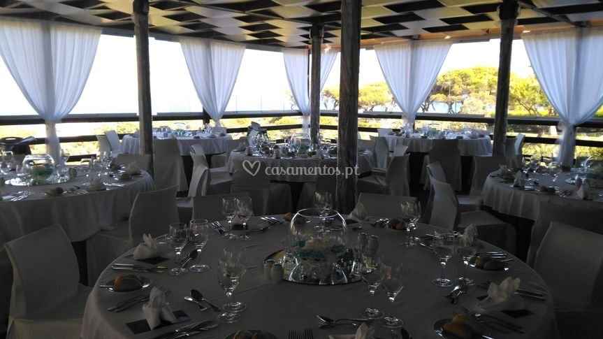 Algarve real wedding