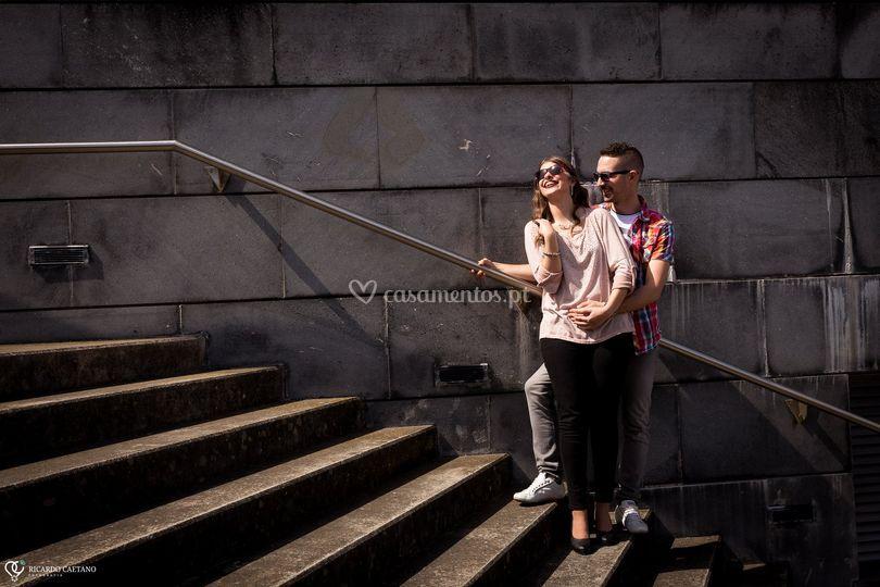 Vanessa & Miguel