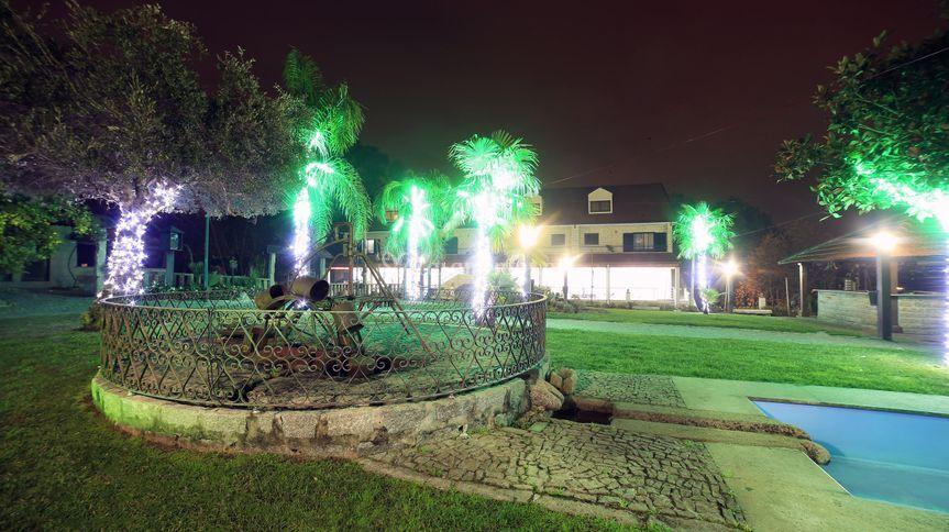 Jardins / Espaço Exterior