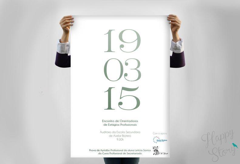 Poster para evento