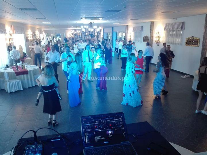 Baile DJ/Animador