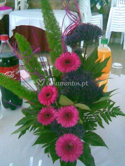 Serviços Florais