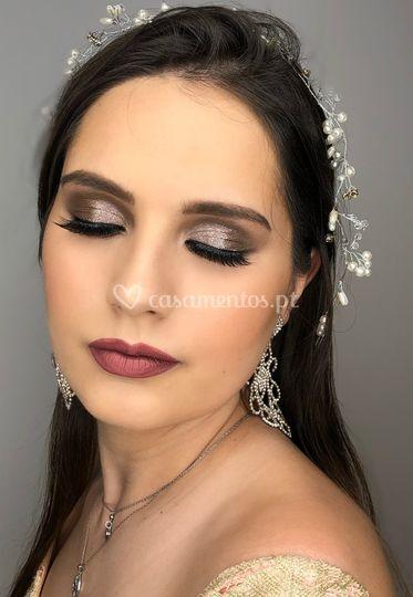 Makeup casual