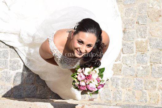 Noiva Tânia  - A simpática