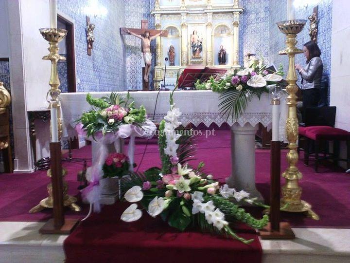 Casamento Igreja