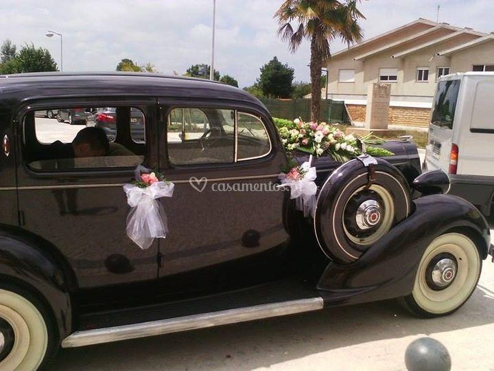 Casamento Carro dos Noivos