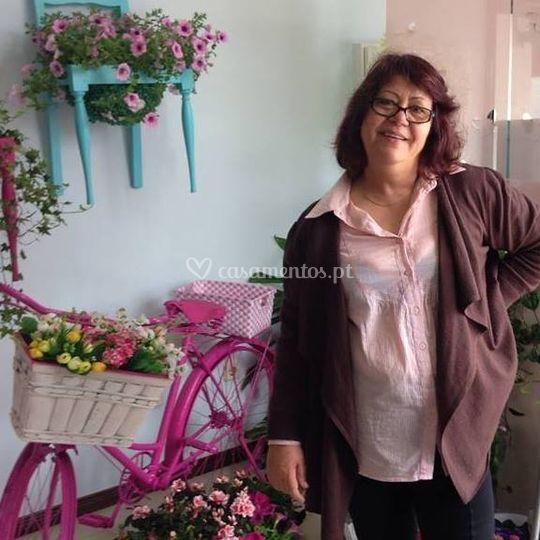 A Florista D. Luísa