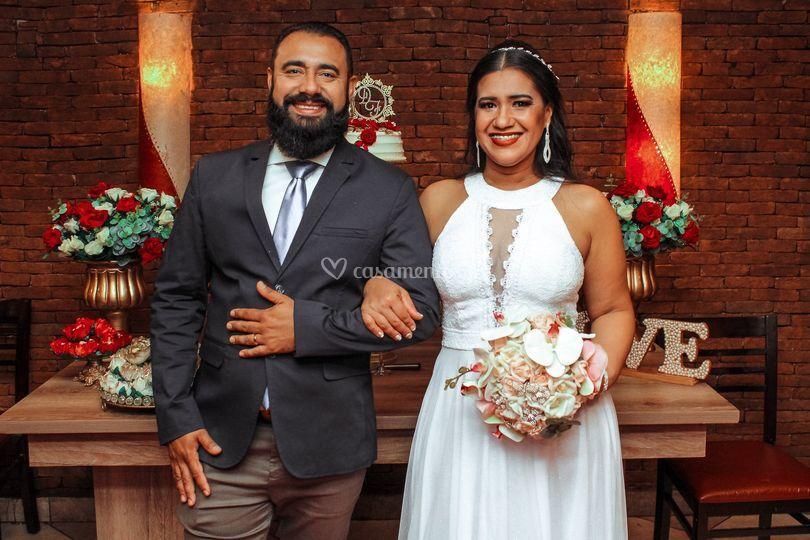 Casamento Daniela & Franklim