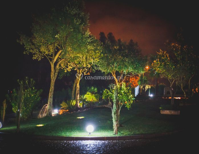 Panorâmica noite