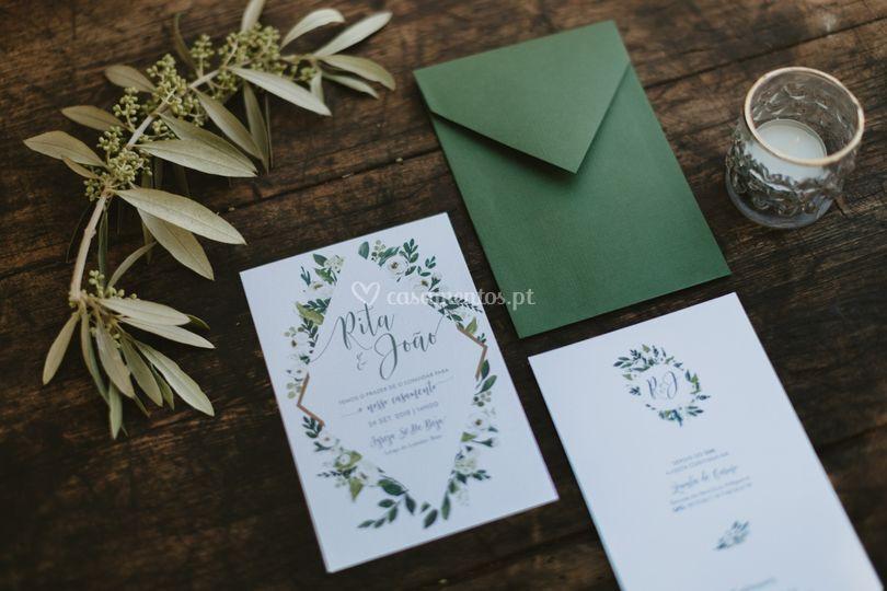 Convite postal