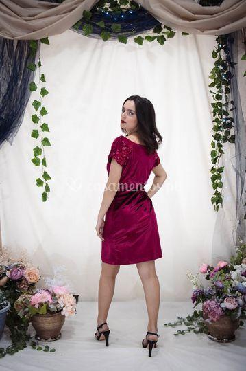Vestido de festa/cerimónia