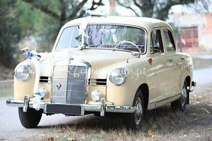Mercedes 180 de 1956
