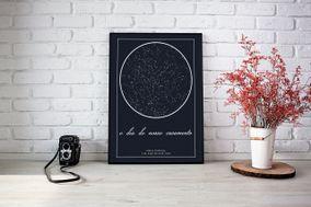 Mapa de Estrelas