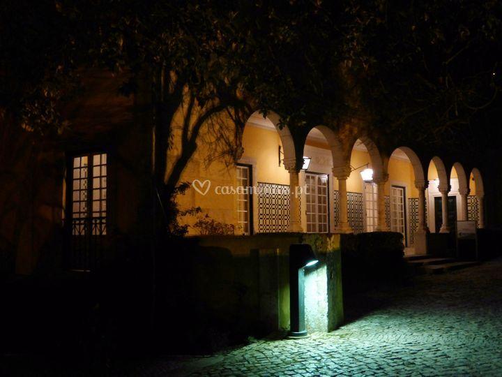 Foto Arcadas do Palácio