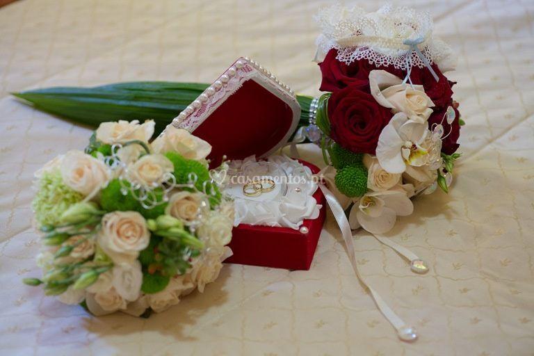 Bouquets de Florista ao Bouquet
