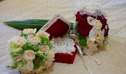Florista ao Bouquet