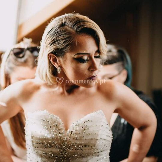 Rita Pereira - Make Up Artist