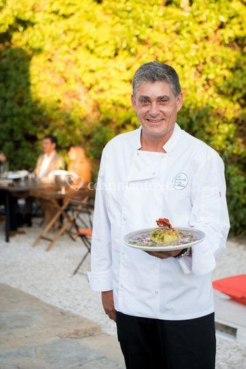 Chef Bernardo Sousa Coutinho