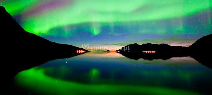 Auroras boreal