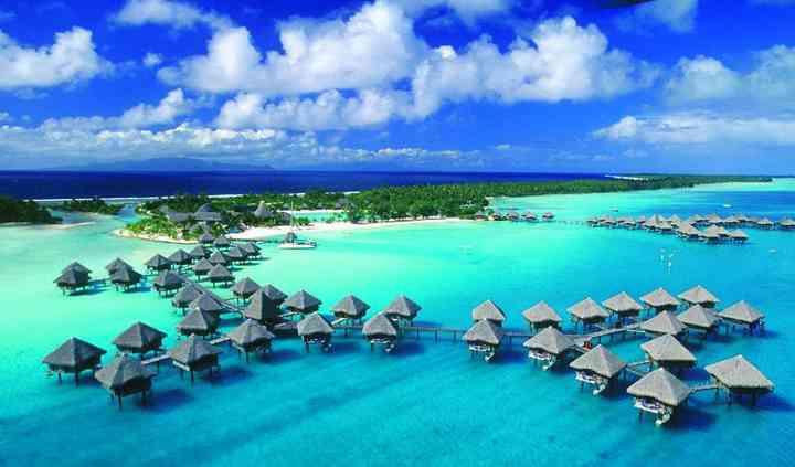 Ilhas paradisiacas
