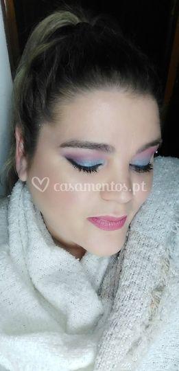 Makeup espetaculo