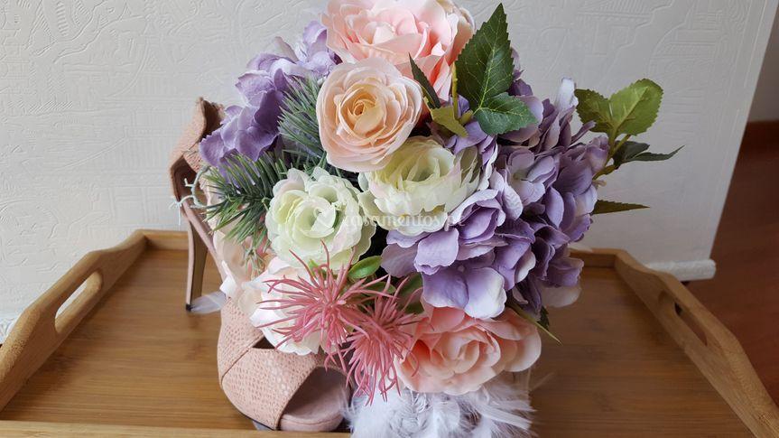 Magnólia de Flores Eternas