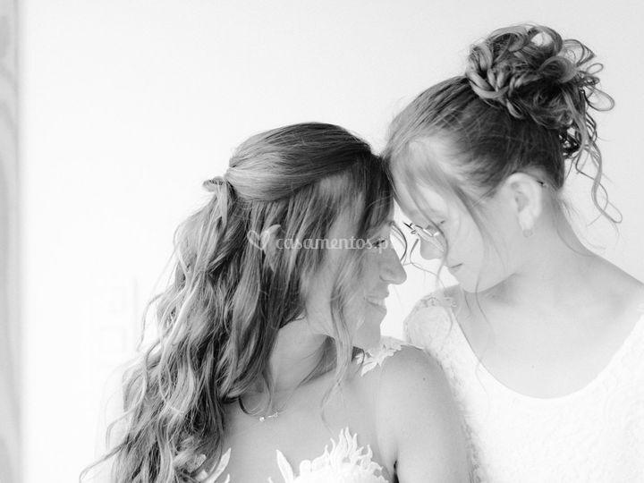 Noiva em Familia