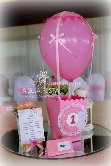 Marcador de mesa, lugar e menu