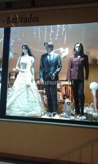 Montras noivos