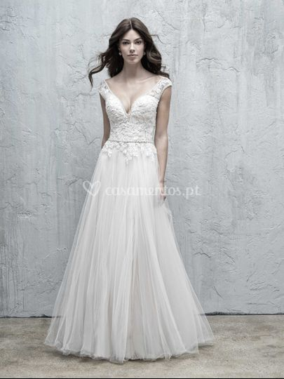 Mj568 allure bridals