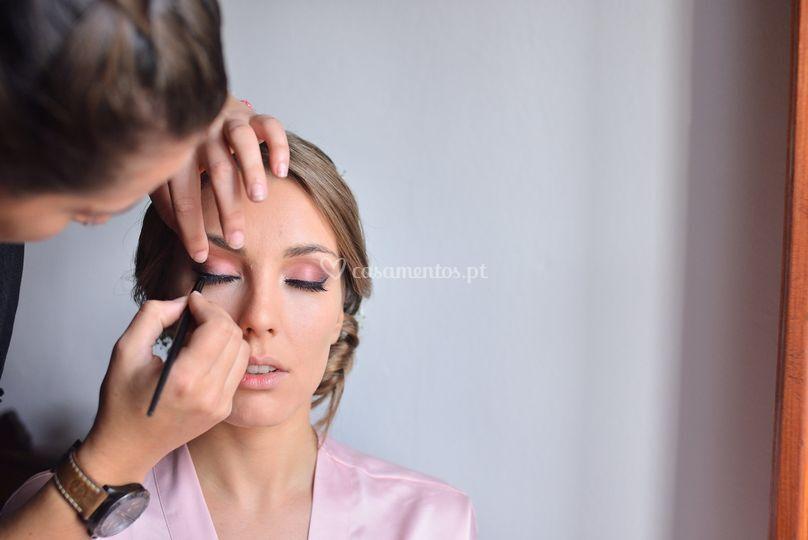 Cláudia Cê Makeup