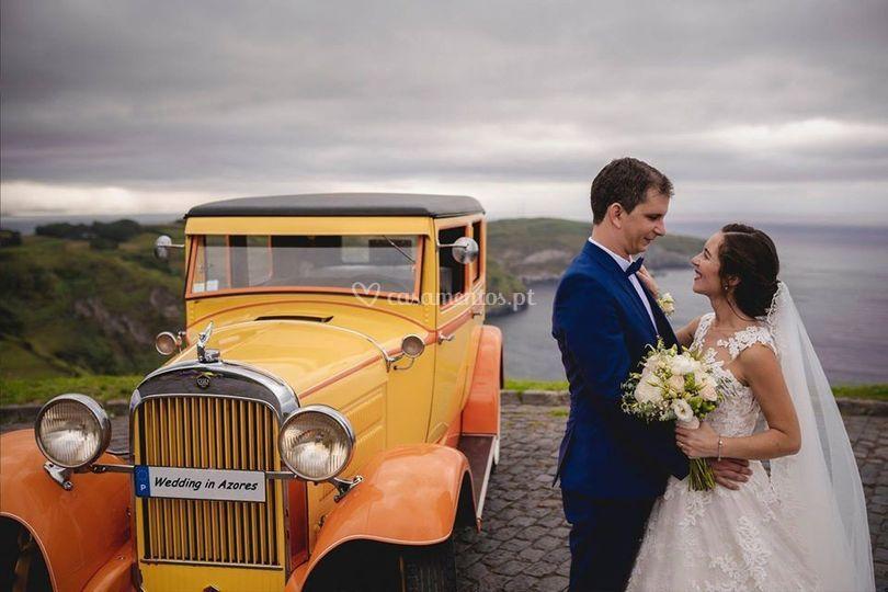 Wedding In Azores