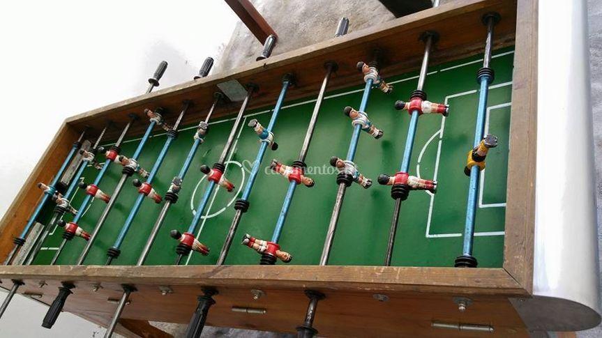 Mesa matrecos - 6 jogadores