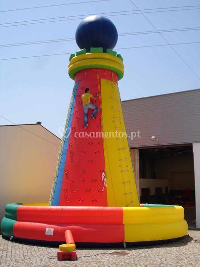 Torre de escalada