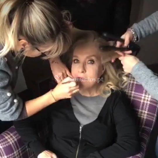 Make up  Teresa Guilherme