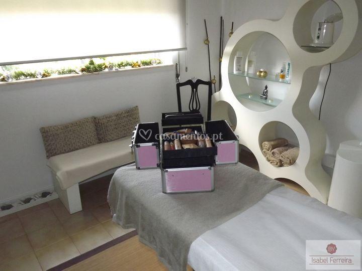 Sala Estética | Maquilhagem