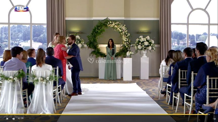 Celebrar o Amor - Cerimónias