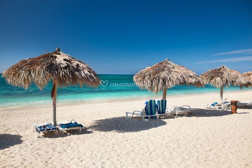 Cuba Praia