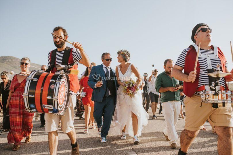 Wedding day - Marta e Cláudio