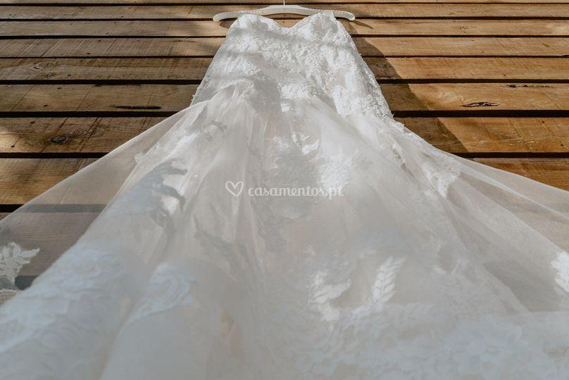 Foto e Vídeo da noiva