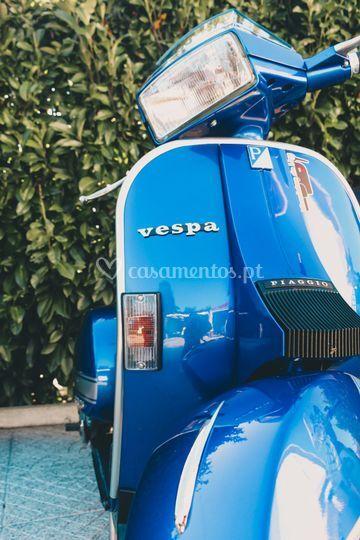 Vespa PX 125 T5
