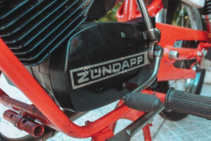 Zundapp XF 17