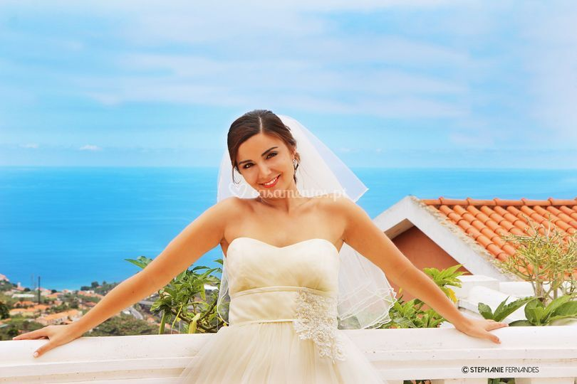 Casamento - Casa da noiva