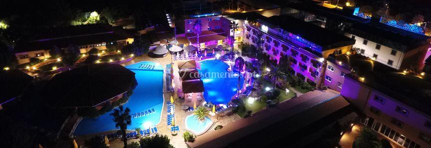 Vista resort noite