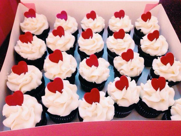 Merry Cupcakes