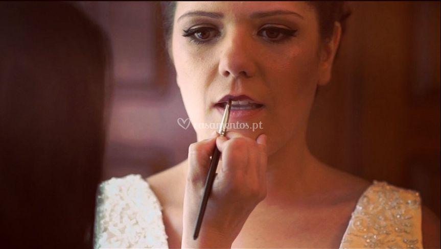 Noiva Amandine