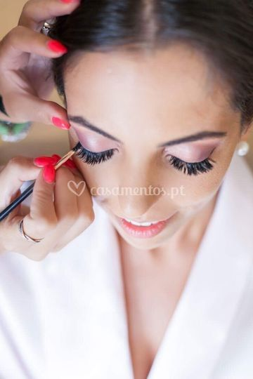 Carolina Andrade - Makeup Artist