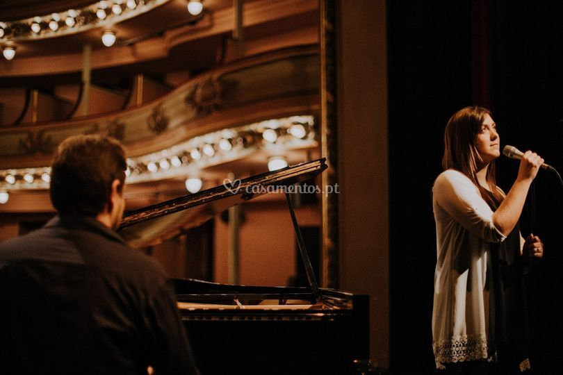 Ao piano